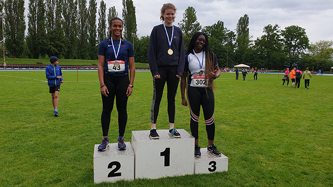 ADISR Athletics Success for Rosey
