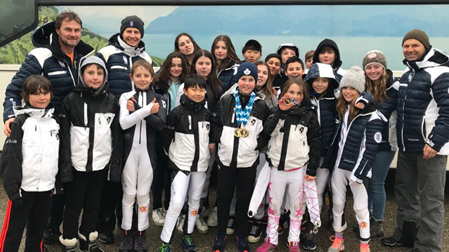 ADISR Ski Juniors