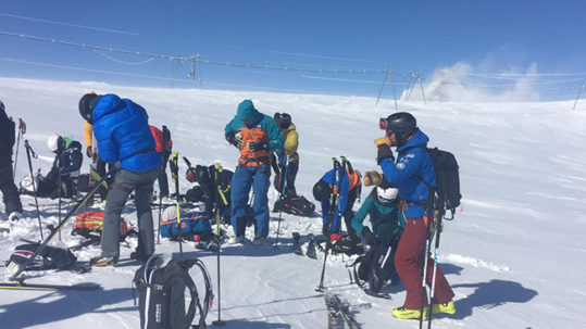 Breithorn expedition