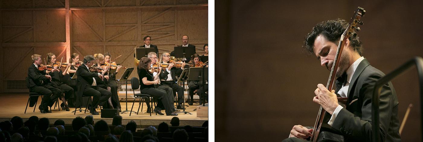 Orchestre de Cadaqués avec Pablo Sáinz Villegas au Rosey Concert Hall