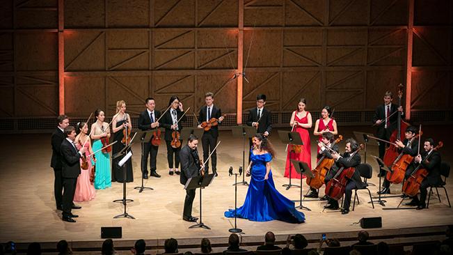 Cecilia Bartoli at Rosey Concert Hall