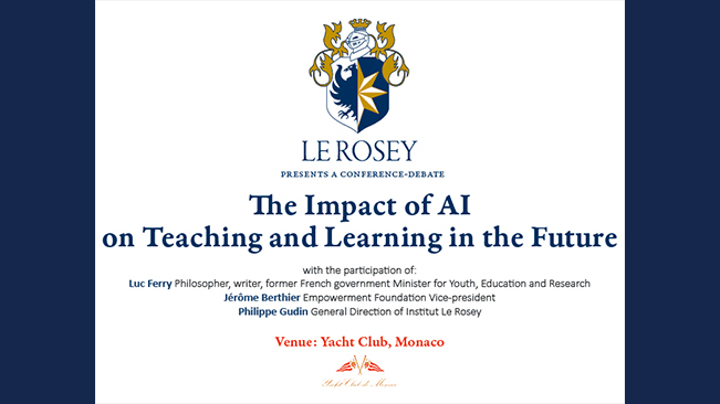 The Impact of AI on Teaching and Learning in the Future