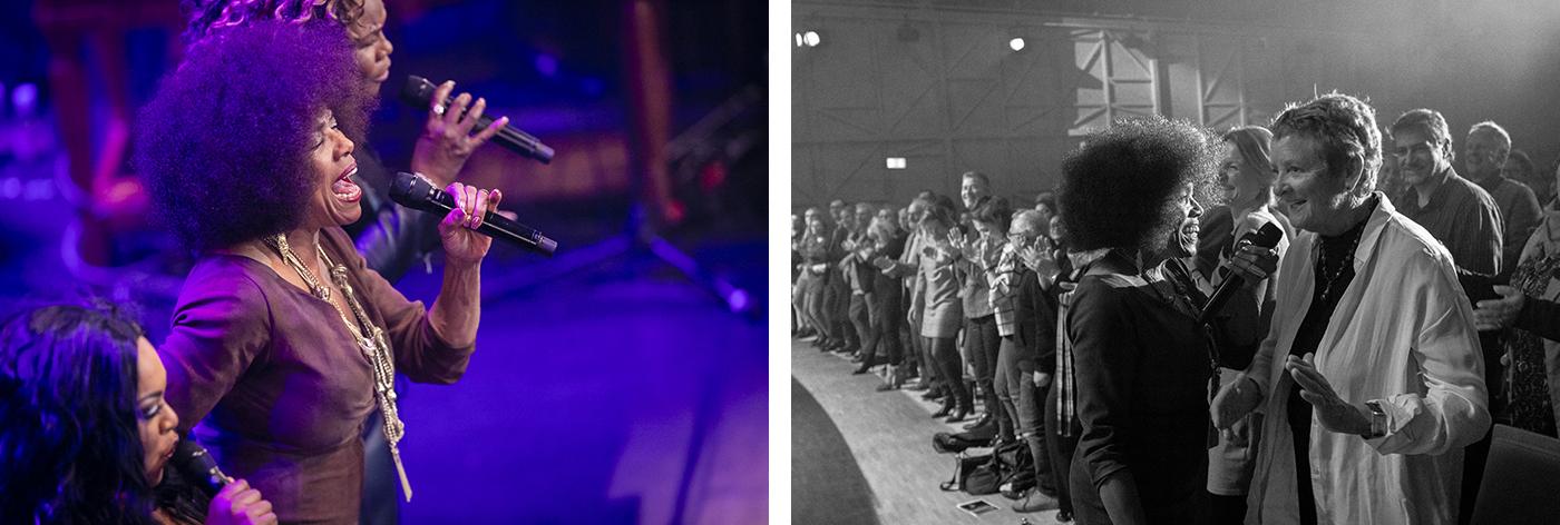 Dee Dee Bridgewater concert at Rosey Concert Hall 1