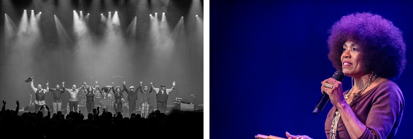 Dee Dee Bridgewater concert at Rosey Concert Hall 2