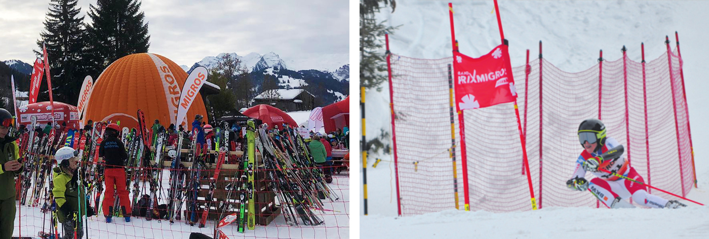 Grand prix migros skiing results