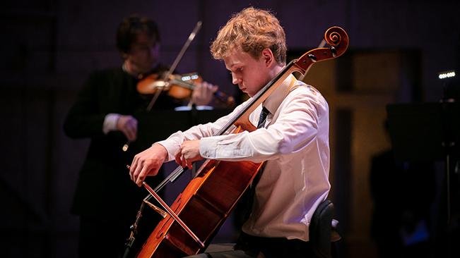 Offre d'admission au Royal Conservatoire Scotland pour Roseén