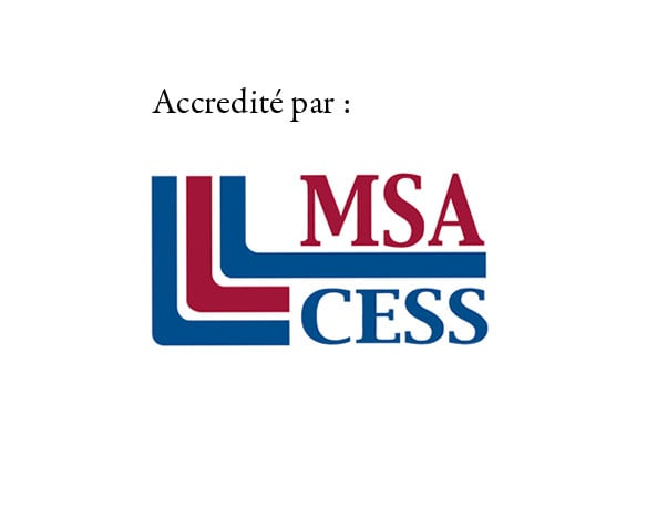 MSA accreditation