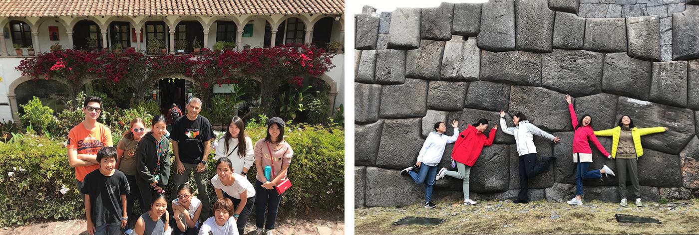 Voyages culturels - Le Rosey trip to Peru