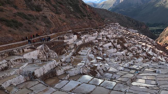 Voyages culturels - Excursion au Pérou pour les Roséens cover