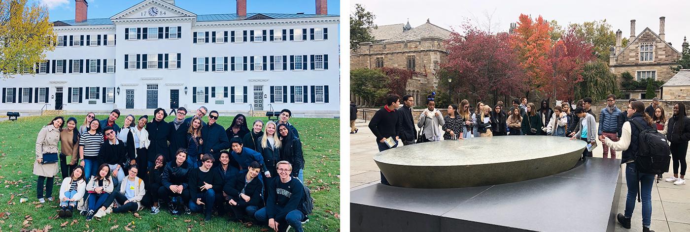 U.S. University Trips