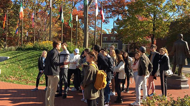 U.S. and U.K. University Trips