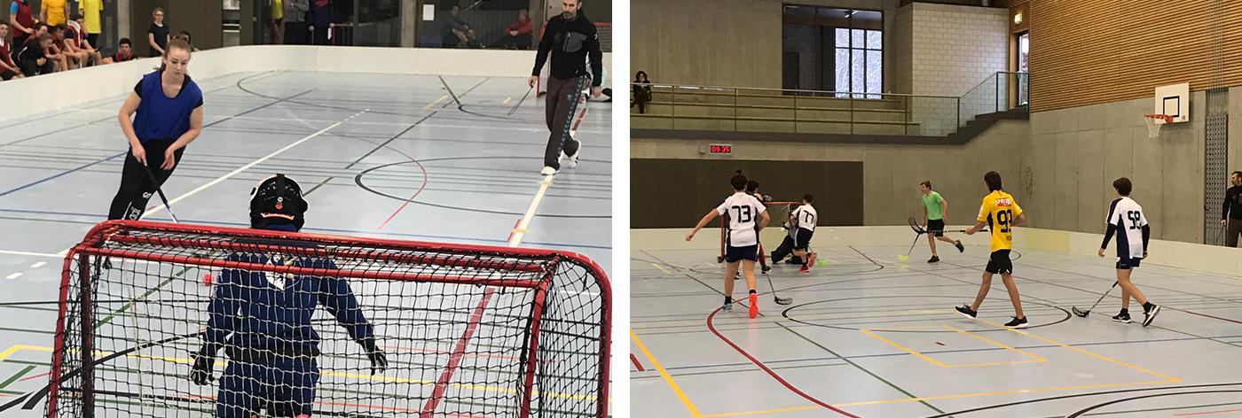 Uni-hockey tournament Gstaad 2020