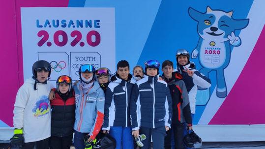 Jeux Olympiques de la Jeunesse 2020