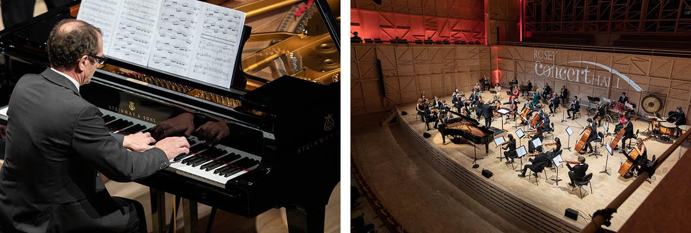 Metamorphoses au Rosey Concert Hall