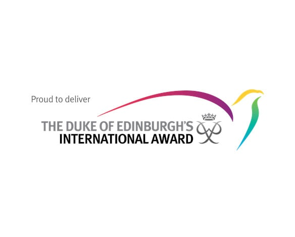 Proud to deliver The Duke of Edinburgh's International Award