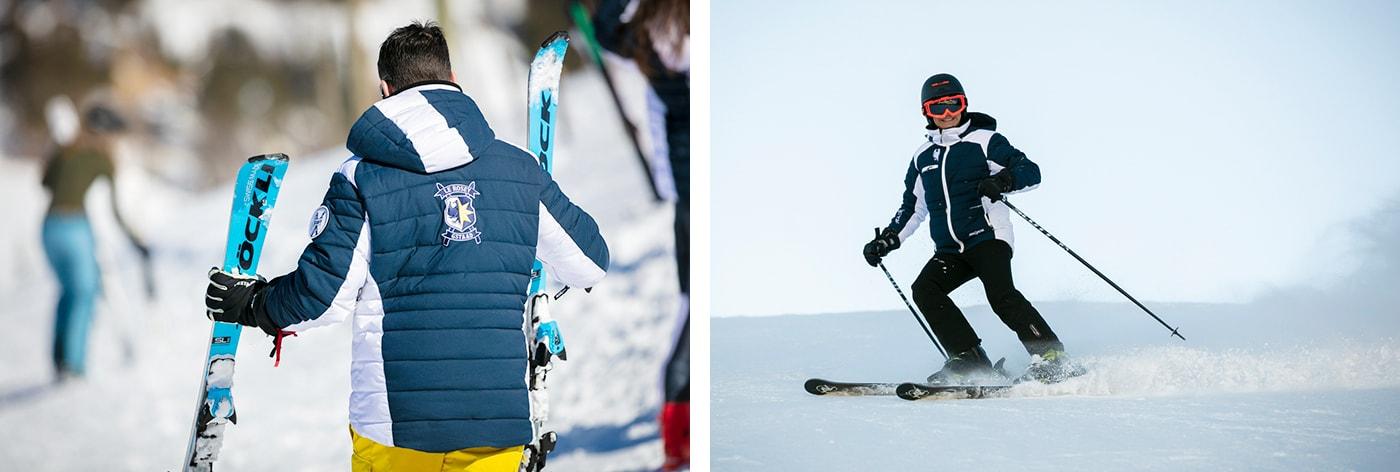 Le Rosey new ski uniform